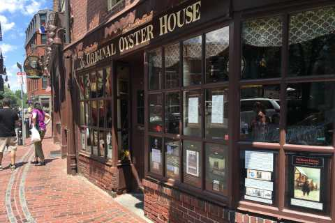 Boston: 4-Hour City Highlights Walking and Driving Tour