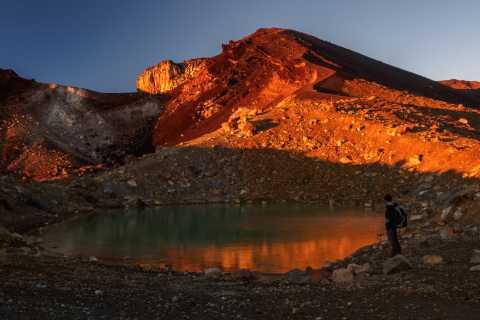 Tongariro Alpine Crossing: Premium Guided Trek