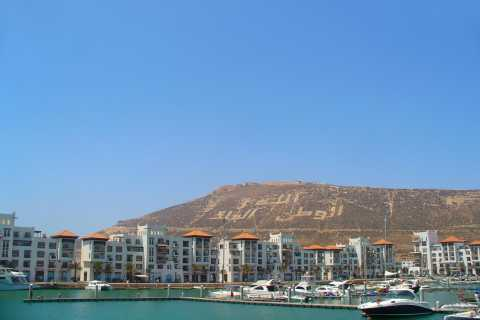 Agadir: Sightseeing Tour With Lunch or Dinner