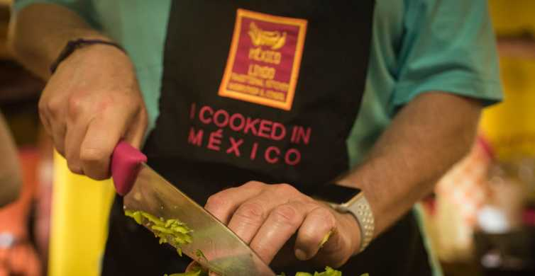 Cancun: 6 Course Mexican Cooking Class and Feast