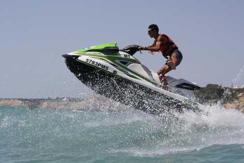 Algarve: Jet Ski Rental in Armação de Pêra