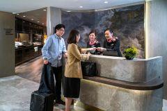 Aeroporto Internacional de Hong Kong: Entrada Premium Lounge