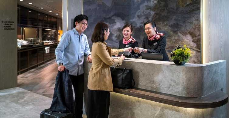 Hong Kong International Airport: Premium Lounge Entry
