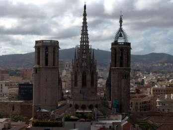 Barcelona: Privates Gotisches Viertel & Eixample Highlights Tour