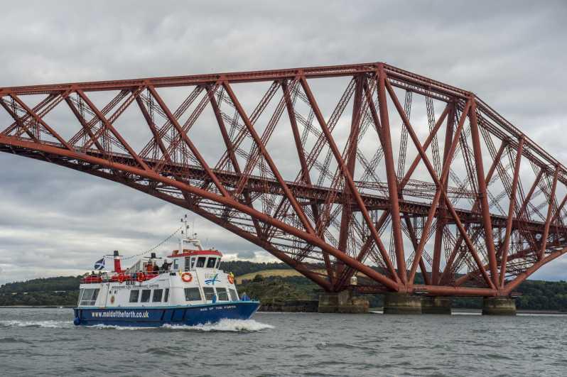 Firth of Forth: 1.5-Hour Sightseeing Cruise - Edinburgh, United ...