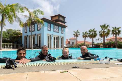 Maderia: 3-Hour Guided Scuba Diving Experience