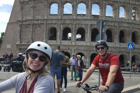 Rome: Early Morning E-Bike Tour