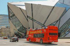 Toronto: Bilhete de 48 Horas para Ônibus Hop-On Hop-Off