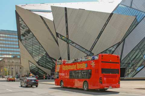 Toronto: Billet til hop-on hop-off-sightseeingbus