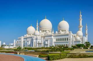 Ab Dubai: Ganztägige Premium Sightseeingtour nach Abu Dhabi