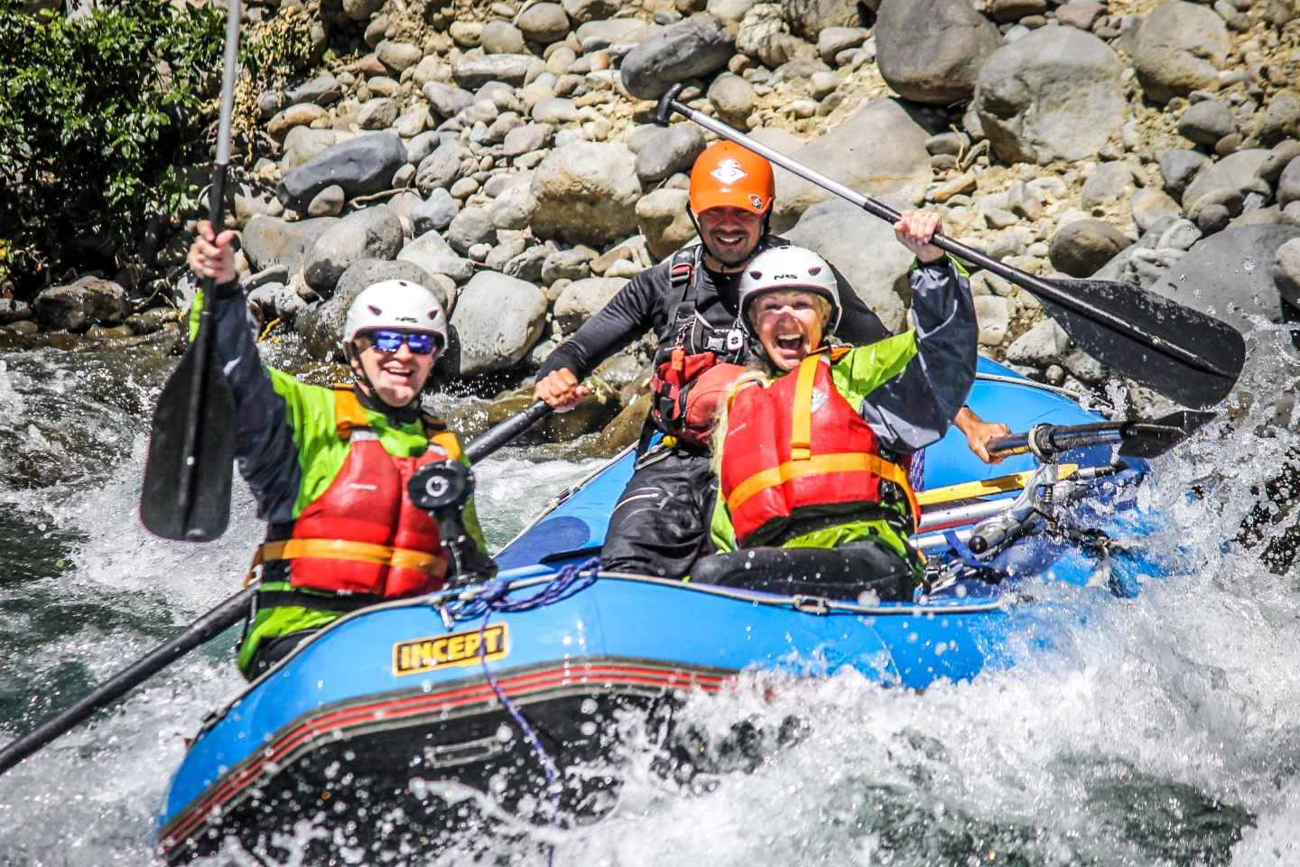 experience rafting and an educational tour at tongariro river