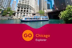 Chicago Explorer Pass: Mais de 25 Excursões e Atrações