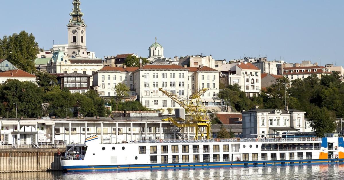 Belgrad: Sightseing på båtkryssning på Donau och Sava