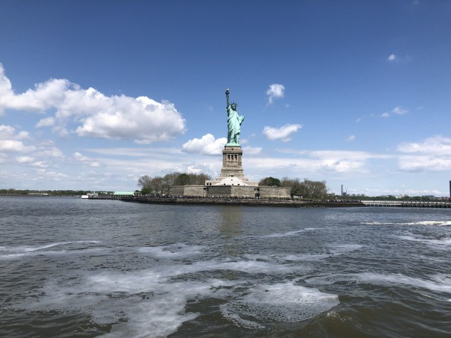 Statue of Liberty and Liberty Island Small Group Tour