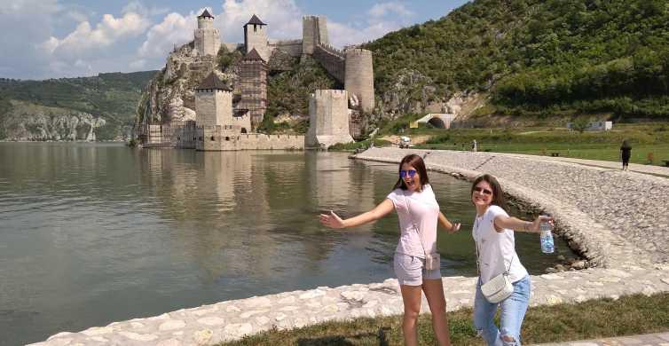 From Belgrade: Golubac, Viminacium, and Lepenski Vir Tour
