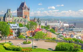 Montreal: Quebec City & Montmorency Falls Day Trip