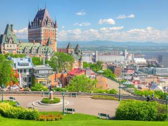Ab Montreal: Québec & Montmorency-Fall Tagestour
