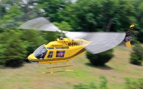 Pigeon Forge: Ridge Runner Helicopter Tour