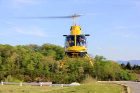 Great Smoky Mountains National Park: Helicopter Tour