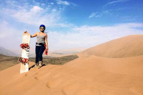 Agadir: Sand Surfing Experience