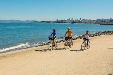 San Francisco Self-Guided Bike Rental