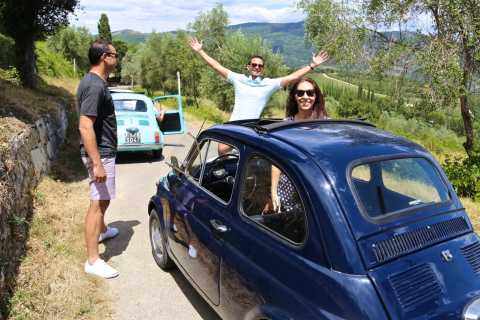 From Florence: An Italian Quickie 2-Hour Fiat 500 Tour
