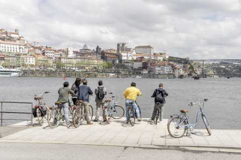 Porto: Excursão de Bicicleta de 3 Horas