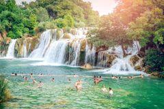 Parque Nacional de Krka: Passeio de 1 Dia a Cachoeiras