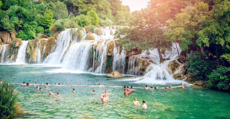 Krka National Park: Waterfalls Experience Day Tour