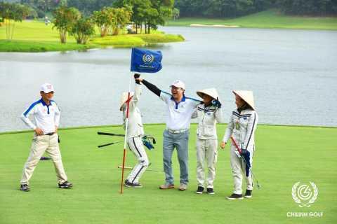 Hanoi: Chi Linh Star Golf & Country Club Golfing Trip