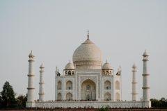 Agra: Ingresso Sem Fila Taj Mahal c/ Entrada para o Mausoléu