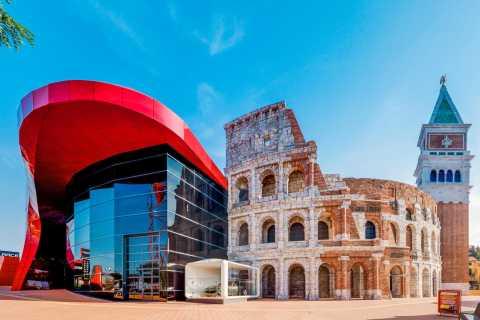 From Costa Brava: PortAventura & Ferrari Land Full-Day Trip
