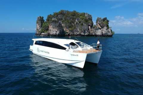 Ab Krabi: Phi Phi Inseln per Premium-Schnellboot