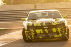 Abu Dhabi: Yas Drift Taxi Passenger Experience