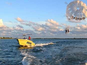 Miami Beach: Parasailing-Erlebnis