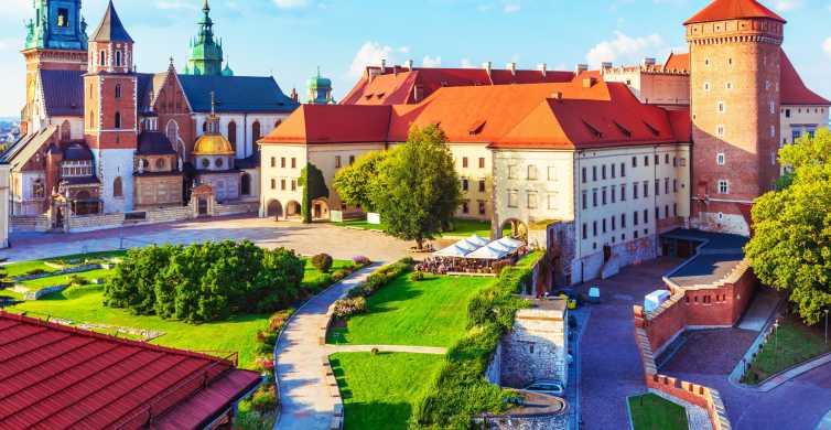 Krakova: Wawelin katedraali Opastettu kierros pääsylippujen kanssa