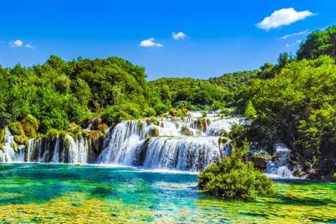 Sebenico e Cascate di Krka: tour da Spalato o da Traù