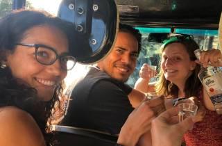 Madrid: 1-stündige Buggy-Tour mit alkoholischen Schüssen