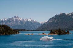 Excursão no Lago p/ Ilha Victoria e Parque Los Arrayanes