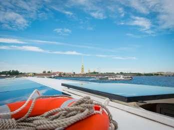 Sankt Petersburg: Bootstour durch das Venedig des Nordens