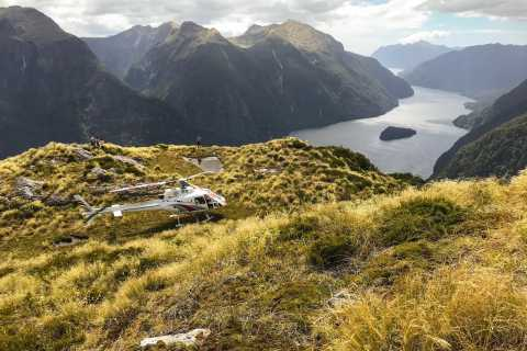 Doubtful Sound: Scenic Flight with 2 Landings
