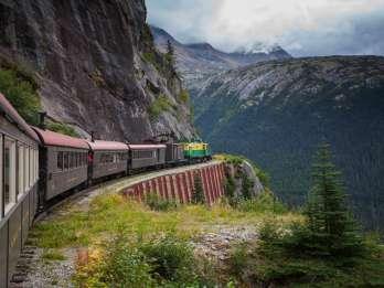 White Pass & Yukon Route Railway & Privat-Tour Emerald Lake
