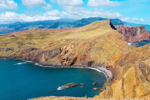 Madeira Island: Ponta de São Lourenço Small Group Hike Tour