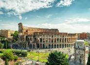 Rom: Private Sieben Hügel Roms mit dem Auto