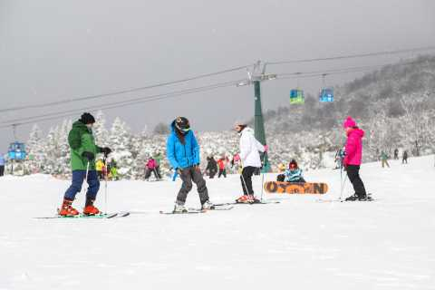 Bariloche: Cerro Catedral Ski Passes, Equipment, & Transfers