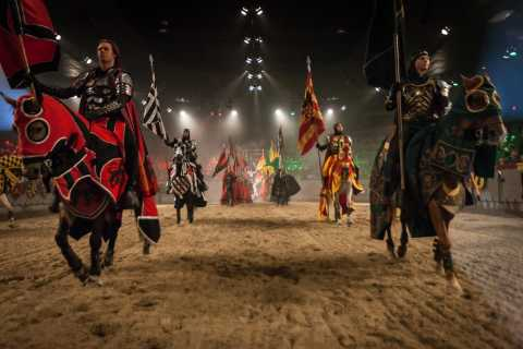 Orlando: Medieval Times Dinner and Show