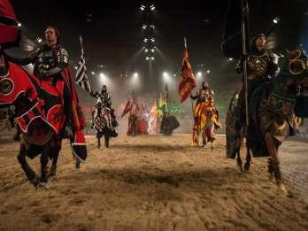 Orlando: Mittelalterliches 3-Gänge Festmahl & Turnier