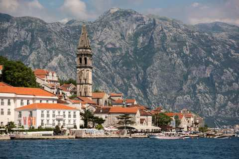 Bay of Kotor Tour from Dubrovnik