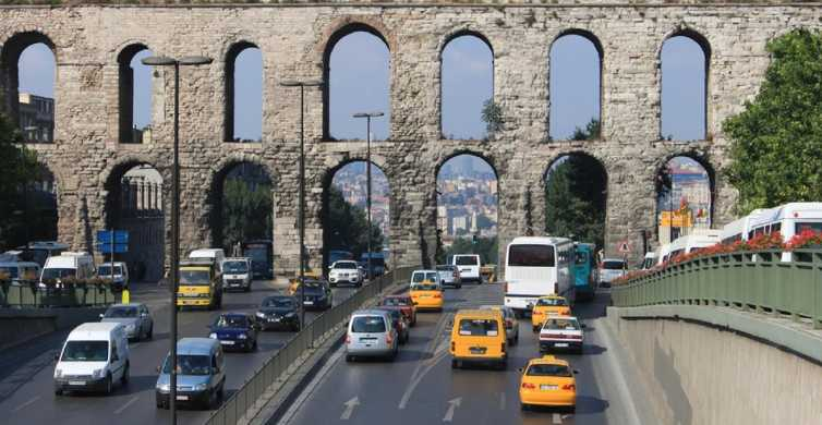 Istanbul: Ottoman and Byzantine Relics and Turkish Bath Tour