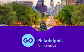Go Philadelphia All-Inclusive Pass: 1, 2, 3, or 5-Day Option
